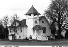 Shedd Methodist Church by curtisirish, via Flickr Shedd, Oregon. Grandma and grandpa went here when they were first married.