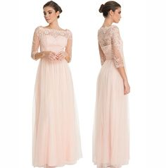 Rochii de ocazie de zi roz pal Bridesmaid Dresses, Wedding Dresses, Nasa, Fashion, Bridesmade Dresses, Bride Dresses, Moda, Bridal Gowns, Fashion Styles