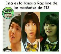 Read 31 from the story Memes de BTS by (She Is A Good Girl) with reads. K Pop, Bad Boys, Got7, Bts Memes Hilarious, Rap Lines, Korean Bands, Bts Lockscreen, I Love Bts, Foto Bts