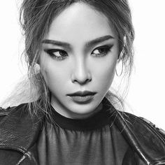 Heize (헤이즈) | Her eyes are so cat-like and seductive!! ❤❤