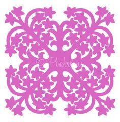 Hawaiian Quilt Patterns, Hawaiian Quilts, Aplique Quilts, Hawaiian Gardens, Paper Snowflakes, Cutwork, I Fall In Love, Quilting Designs, Quilt Blocks