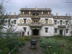 Laviran Temple at Erdene Zuu monastery