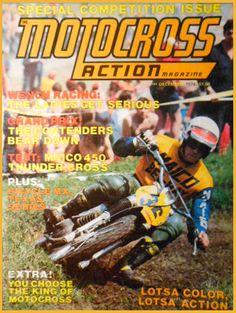 1974 Motocross Action - Adolf Weil...