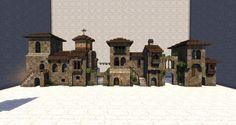 Minecraft Plans, Minecraft Medieval, Minecraft City, Minecraft Construction, Minecraft Tutorial, Minecraft Blueprints, Minecraft Designs, Minecraft Creations, Cool Minecraft