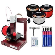 Afinia 3D Printer Bundle #2, 2015 Amazon Top Rated Scientific Gifts #BISS