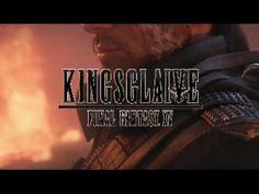Kingsglaive: Final Fantasy XV - Rescue