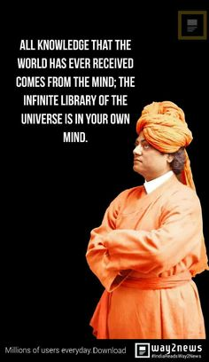 Motivational Thoughts, Positive Quotes, Motivational Quotes, Inspirational Quotes, Karma Quotes, Wisdom Quotes, Me Quotes, Swami Vivekananda Quotes, Morning Greetings Quotes