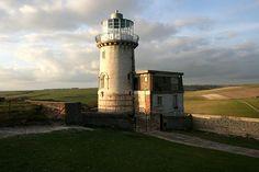 Belle Tout Lighthouse  – Beachy Head, Eastbourne, #England