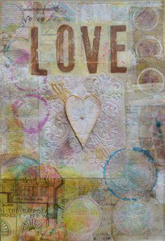 Rebekah Meier - Hope and Love