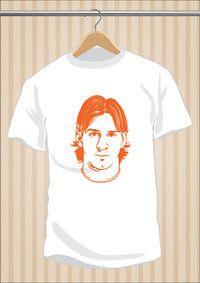 Leo Messi #Messi #LeoMessi #Caricatura #TShirt #Camiseta #Tee #Art #Design 17,99€ y envío #gratis.  Sólo en www.UppStudio.com