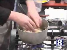 Chef Scott: Vegetarian Cheese and Tortellini Chowder