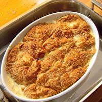 Croissant Bread Pudding by Food Network
