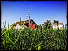 gettysburg, farm, barn, landscape