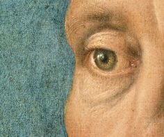 Portrait of Jakob Muffel (detail), by Albrecht Durer (German, 1471-1528)