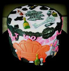 HOUSEWARMING CAKE  ~ Custom-Made-To-Order Cakes & Desserts www.sumptuoustreats.com