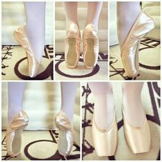 Grishko 2007 pointe shoes - pointeshoes - pointe shoe fitting - en pointe - dancer - ballet shoes - pointes - Grishko stockist - pointe shoe fitter