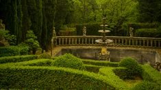Garden Shrubs, Garden Fencing, Garden Landscaping, Villa, Southern Europe, Tuscany Italy, Free Pictures, Exterior, Mansions