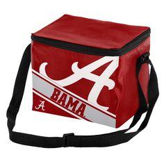 Forever Collectibles Alabama Crimson Tide 6-Pack Cooler