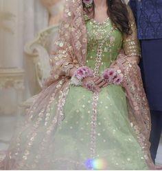 Pakistani Mehndi Dress, Pakistani Bridal Couture, Bridal Mehndi Dresses, Nikkah Dress, Pakistani Formal Dresses, Pakistani Wedding Outfits, Pakistani Dress Design, Pakistani Wedding Dresses, Bridal Outfits