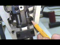 Even more detailed on how to fix timing on sewing machine