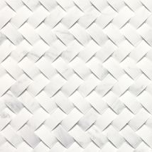 Check out this Daltile product: Basketweave Honed Contempo White - Inspiring Ideas through Real Use.