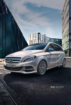 The Mercedes-Benz B-Class Electric Drive has a dynamic design, a high-quality interior, and a high-torque electric motor for zero-emission driving. In short: this is electric driving at a premium, luxurious level.