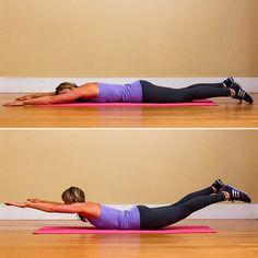 Short Workout of Basic Exercises | POPSUGAR Fitness UK