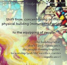 #ApostolicTruth  #apostolicreformation  #ApostolicReformationParadigmShifts #HarvesterReformationalChurch