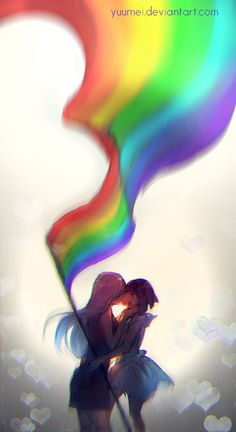 Love Wins by yuumei > stunning! http://www.deviantart.com/art/Love-Wins-543167463?utm_content=buffer70e70&utm_medium=social&utm_source=pinterest.com&utm_campaign=buffer #artoftheday #digiart #illustration: