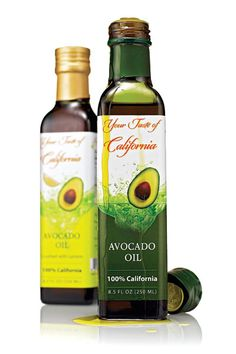 Avocado oil is rich, smooth, and delicious - it's green gold.