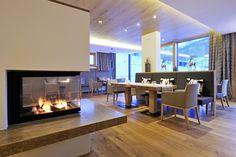 Lounge mit Essbereich