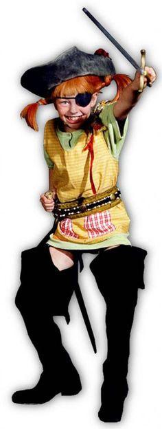 Pirat Pippi Longstocking