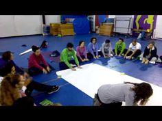 Cancion yoga para niños agua de lluvia - YouTube