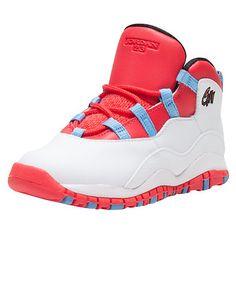 buy popular 4d997 f9833 JORDAN GIRLS White Footwear   Sneakers 4C