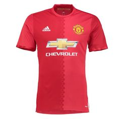 Camiseta Manchester United Primera 2016/17
