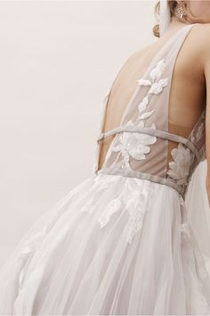 Wedding Dresses Discover Willowby by Watters Hearst Gown Hearst Gown Ivory/Blush in Bride Colored Wedding Gowns, Garden Wedding Dresses, Dream Wedding Dresses, Bridal Outfits, Bridal Gowns, The Deal Elle Kennedy, Anthropologie Wedding, Hippy Chic, Wedding Bride