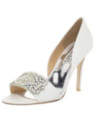 Amazon.com: badgley mischka bridal shoes: Shoes