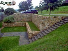 BIZZARRI PEDRAS: Muro com pedras