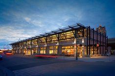 The Kubala Washatko Architects; The Milwaukee Public Market (New Construction); Milwaukee, Wisconsin, 2005.