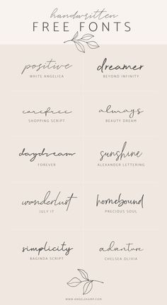 Handwritten free fonts – Skyla Design - You are in the right place about Handwritten free fonts – Skyla Design Tattoo Design And Style G - Tattoo Fonts Cursive, Hand Lettering, Lettering Tattoo, Free Tattoo Fonts, Delicate Tattoo Fonts, Cute Cursive Font, Number Tattoo Fonts, Handwriting Tattoos, Best Tattoo Fonts