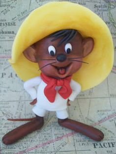 *Speedy Gonzales (clay)
