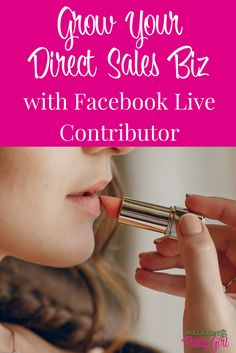Have you heard about the newest Facebook Live update for pages, Facebook Live Contributor? Now you can collaborate with influencers, bloggers, even Customers, to go live on your Facebook page and share content! Learn 5 collaboration ideas that will help you grow your biz in my newest blog post.