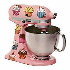 Batedeira cupcake