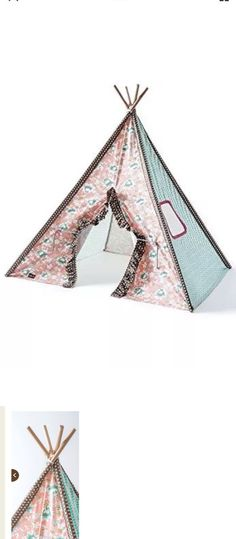 21768bd87d4 Other Girls Accessories 11467  Nwt Matilda Jane Happy And Free So Much Fun  Play Tent Teepee Nib -  BUY IT NOW ONLY   144.99 on eBay!