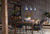 L'aménagement d'une salle à manger style industriel en 48 photos
