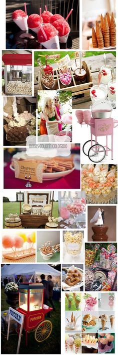 Cool Ideas for wedding extra stands  props