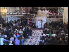 """http://www.romereports.com/palio/el-papa-en-cerdena-ayudar-a-los-pobres-para-quedar-bien-es-pecado-grave-spanish-11097.html#.UkKgRYZ7JNo El Papa en Cerdeña: """"Ayudar a los pobres para quedar bien es pecado grave"""""""