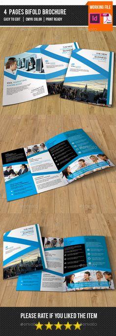 Corporate Brochure   Portfolio Corporate brochure, Brochures and - corporate brochure template