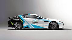 Auto • Aston Martin, Jackpot Racing