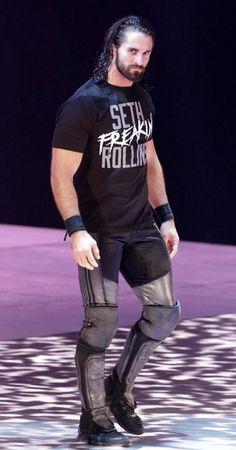 Wwe Seth Rollins, Seth Freakin Rollins, Marvel, Wwe Gifs, Roman Reigns Dean Ambrose, Wwe Superstar Roman Reigns, Best Wrestlers, The Shield Wwe, Burn It Down